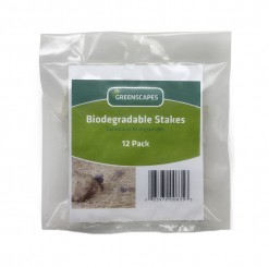 biodegradable stakes