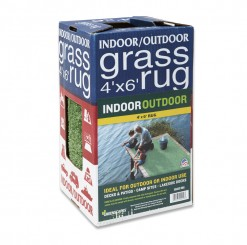 Grass Rug 4x6